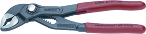 "Knipex 8701150 6"" Cobra Hightech Water Pump Pliers"