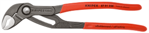 "Knipex 8701250 10"" Cobra Hightech Water Pump Pliers"