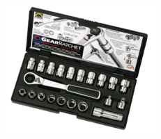 "Gearwrench 8921 21 Pc. 3/8"" Drive GearRatchet} Set"
