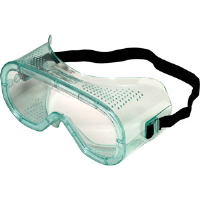 Sperian A610I A600 Series,Clear/Uncoated Impact Goggles