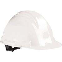 North Safety A79010000 Peak Series Hard Hat, White