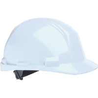 "North Safety A89R010000 ""The Matterhorn"" A89R Hard Hat, White"