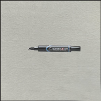 Avery 07-888 Marks-A-Lot® Black Permanent Markers, 12/Cs.