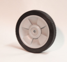 Broilmaster B063105 8 Inch Gray Plastic Wheel