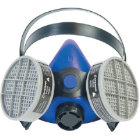 Sperian B250000 Survivair 2000™ Half-Mask Respirator, Small