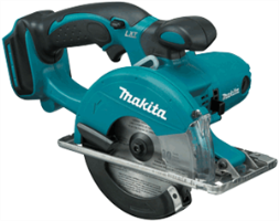 Makita BCS550Z LXT Lithium-Ion 18V Cordless Metal Cutting Saw