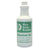 Big D Industries 358 Water-Soluble Deodorant, Mountain Air
