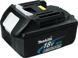 Makita BL1815-2 1.5A 18V Compact Lithium-Ion Battery, 2 Pack