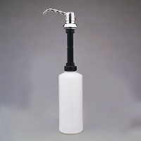 Bobrick 822 ConturaSeries™ Lavatory-Mounted Soap Dispenser