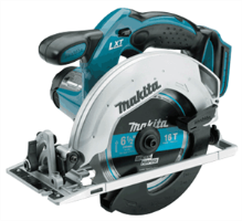 "Makita BSS611Z 18V LXT Lithium-Ion 6-1/2"" Circular Saw (Tool Only)"