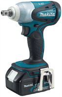 "Makita BTW251 18V LXT Lithium-Ion Cordless 1/2"" Impact Wrench Kit"