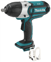 "Makita BTW450Z 18V LXT 1/2"" Cordless Impact Wrench (Tool Only)"