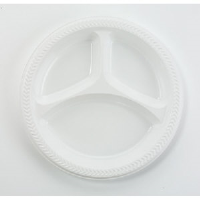 "Boardwalk 1025IMPACT Hi-Impact Plastic Dinnerware, 10.25"", 500/Cs."