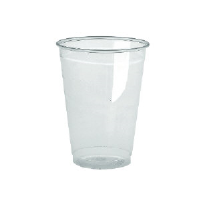 Boardwalk 20CC Clear 20 Ounce Plastic Cups, 1000/Case