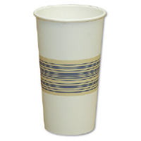 Boardwalk 20HOTCUP 20 Ounce Paper Hot Cups, 500/Case