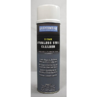 Boardwalk 347-A Stainless Steel Cleaner & Polish, 12/19 Oz.