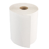 Boardwalk 6261 White Hardwound Roll Towels, 8x600
