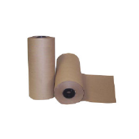 "Boardwalk KFT2440900 Kraft Paper Rolls, 40#, 24""x900"