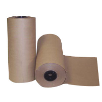 "Boardwalk KFT36301000 Kraft Paper Rolls, 30#, 36""x1000"