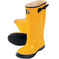 MCR Safety BYR100 Rubber Slush Boot, Size 10