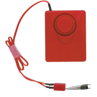 Fire Extinguisher Cabinet Alarm (Red)