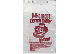 Paragon 7850 Cotton Candy Plastic Bags Printed Two Color
