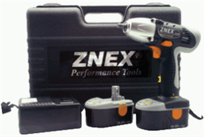 "Znex CI-3140 3/8"" Drive Cordless 14.4 V Impact Wrench Kit"