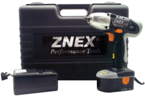 "Znex CI-3141 3/8"" Drive Cordless 14.4 V Impact Wrench Kit"