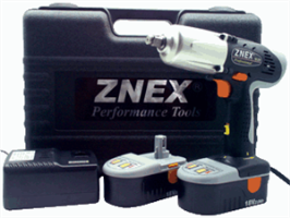 "Znex CI-3180 1/2"" Drive Cordless 18.0 V Impact Wrench Kit"