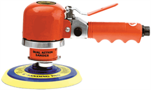 "CIA Automotive 310 6"" Quiet Dual Action Sander"