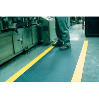 Crown Matting CK83836YB Comfort-King™ Safe-N-Easy™ 441 3' x 60' Mat