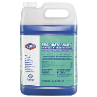Clorox 30182 Clorox® Pro Quaternary All-Purpose Disinfectant Cleaner, 4/1 Gal