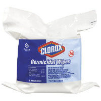 Clorox 30359 Clorox® Germicidal Wipes, 2/110 Count