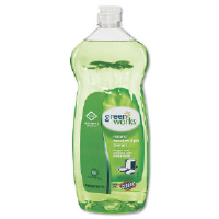 Clorox 30381 Green Works™ Natural Dishwashing Liquid, 8/38 Oz