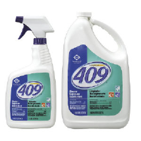 Clorox 35300 Formula 409® Cleaner Degreaser/Disinfectant, 4/1 Gal