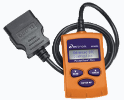 Actron CP9550 OBD II & CAN Code Reader