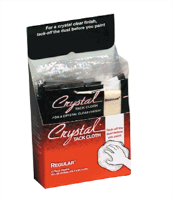 Crystal - Bond Corporation 144 Crystal Tack Cloth, Regular