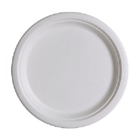 Eco Products EP-P013 9 Inch Sugarcane Bagasse Plates, 500/Case