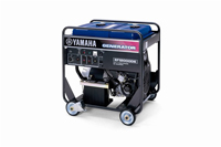 Yamaha EF12000DEX 12000 Watt Generator w/ Electric Start