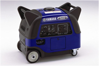 Yamaha EF3000ISEBH 3000W Inverter Generator w/ Electric Start, EF3000iSE/B