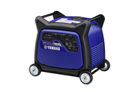 Yamaha EF6300ISDE 6300 Watt Inverter Generator w/ Electric Start, EF6300iSDE