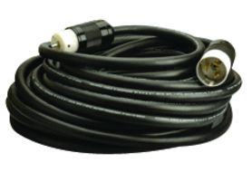 Coleman Cable 01938 Temporary Power Cords 6/3-8/1 50'