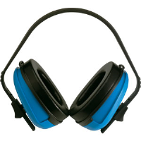 North Safety EM4155 Mustang Headband Earmuff