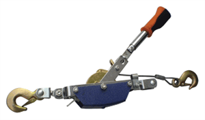 American Power Pull EZ2000 EZ Puller Portable 1 Ton Cable Puller