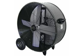 "Pinnacle Products Intl. PT-48-BDF PROTEMP 48"" Belt Drive Drum Fan"