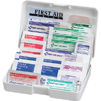 First Aid Only FAO-120 48-Piece All-Purpose Kit, Plastic Case