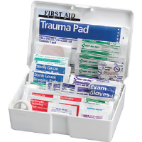 First Aid Only FAO-130 81-Piece All-Purpose Kit, Plastic Case