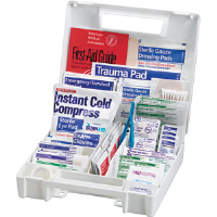 First Aid Only FAO-134 200-Piece All-Purpose Kit, Plastic Case