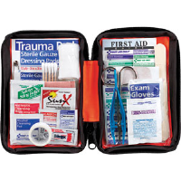First Aid Only FAO-420 107-Piece Outdoor Kit, Softpack Case