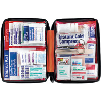 First Aid Only FAO-440 205-Piece Outdoor Kit, Softpack Case